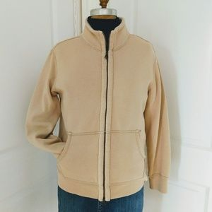 J. Crew Outerwear Fleece Lined Jacket Size Small